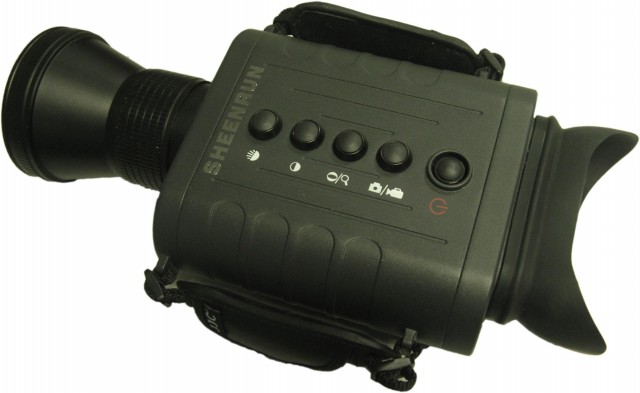 PTIR100R Portable Thermal Camera