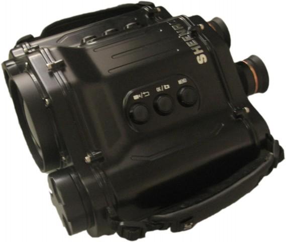 SHR-PVR75便携式双光谱摄录仪