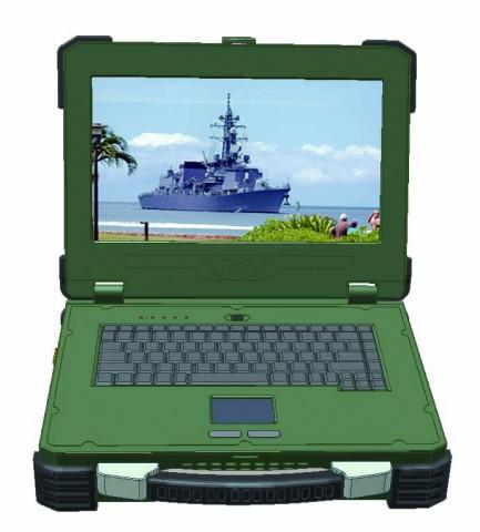 PS4II型加固便携机