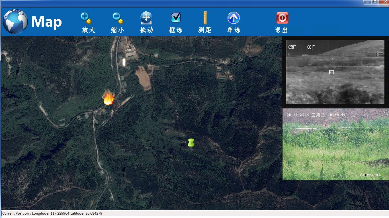 SHR-FFPS V2森林防火视频监控预警管理系统