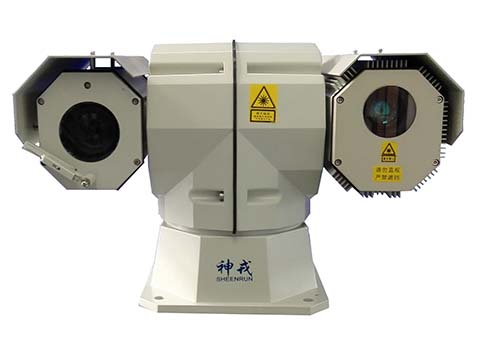 SHR-HLV420高清激光夜视仪