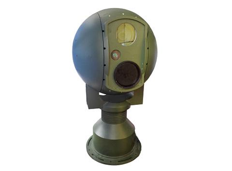 SHR-PT550WHLV1520TIR155R球形三光谱光电转台