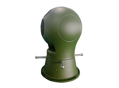 SHR-PTHLVIR-05-100A高清双光谱森林防火一体机