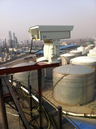 """辽阳石化:安全生产应急指挥系统有了""""第三只眼睛"""""""