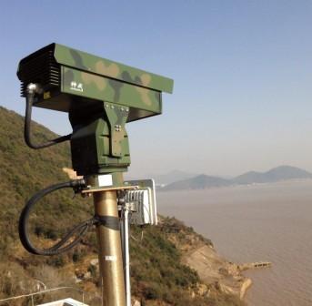 千亿国际网页版登录入口产品成功应用于浙江某海岛全天候海底电缆监控项目