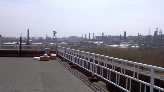山东千亿国际网页版登录入口远距离激光夜视仪成功应用于济南炼化