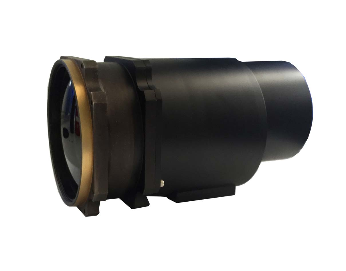 TIR37/148R Dual FOV Thermal Camera