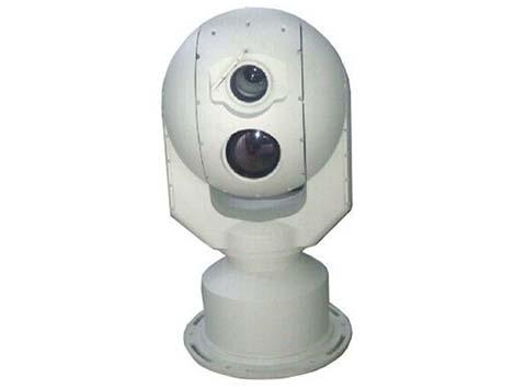 PT450HLV1020TIR155R Dome EO Pantilt System
