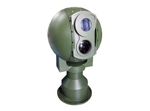 PT550HLV3020HTIR210R Dome EO Pantilt System