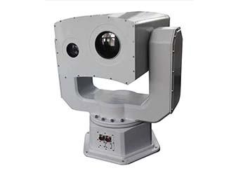 UT550HLV4020HTIR210R U Shape EO Pantilt System